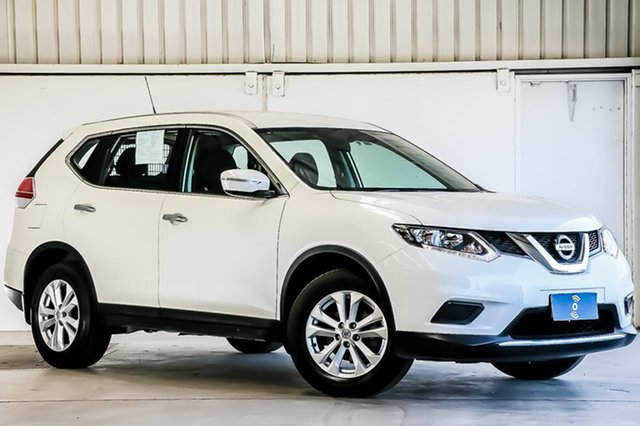 Used Nissan X-Trail ST X-tronic 4WD, Laverton North, 2016 Nissan X-Trail ST X-tronic 4WD Wagon