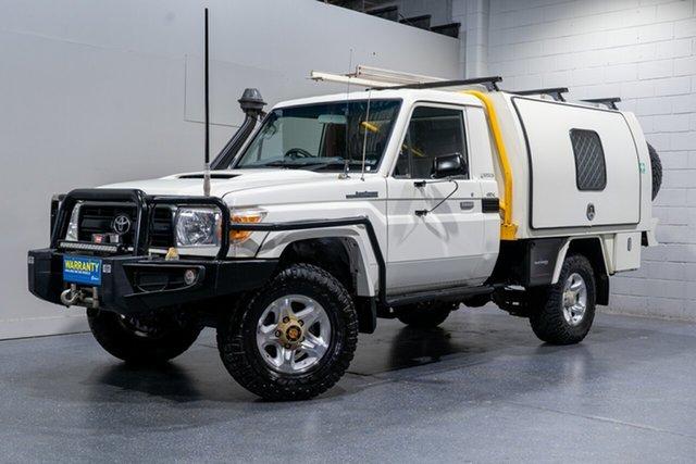 Used Toyota Landcruiser GX (4x4), Slacks Creek, 2012 Toyota Landcruiser GX (4x4) Cab Chassis