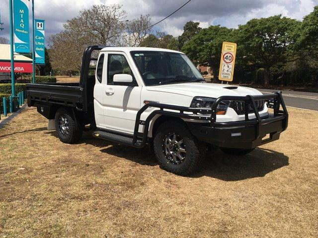 New Mahindra Pik-Up 4WD, Toowoomba, 2019 Mahindra Pik-Up 4WD Cab Chassis