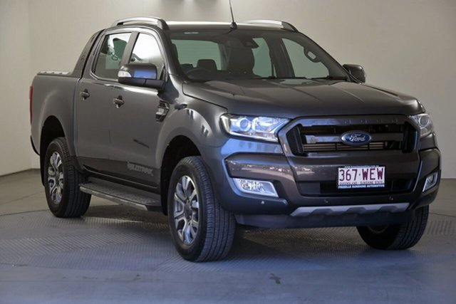 Used Ford Ranger Wildtrak Double Cab, Narellan, 2015 Ford Ranger Wildtrak Double Cab Utility