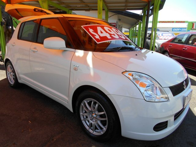 Used Suzuki Swift GLX, Slacks Creek, 2005 Suzuki Swift GLX Hatchback