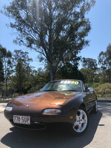 Used Mazda MX-5 Roadster, Kingston, 1989 Mazda MX-5 Roadster Coupe