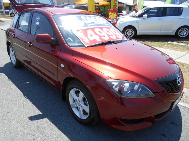Used Mazda 3 Maxx, Slacks Creek, 2005 Mazda 3 Maxx Hatchback