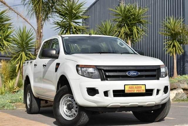 Used Ford Ranger XL Double Cab 4x2 Hi-Rider, Enfield, 2015 Ford Ranger XL Double Cab 4x2 Hi-Rider Utility