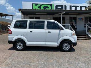 2013 Suzuki APV Van.