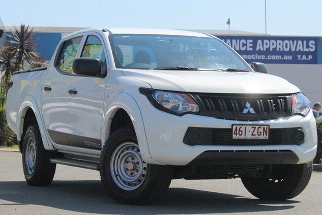 Used Mitsubishi Triton GLX Double Cab, Bowen Hills, 2016 Mitsubishi Triton GLX Double Cab Utility