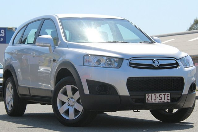 Used Holden Captiva 7 SX, Bowen Hills, 2011 Holden Captiva 7 SX Wagon