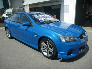 2011 Holden Commodore SV6 Sedan.