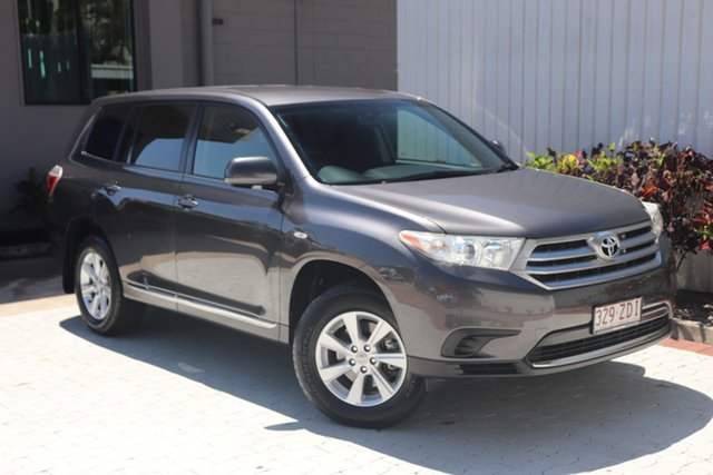 Used Toyota Kluger KX-R 2WD, Cairns, 2013 Toyota Kluger KX-R 2WD Wagon