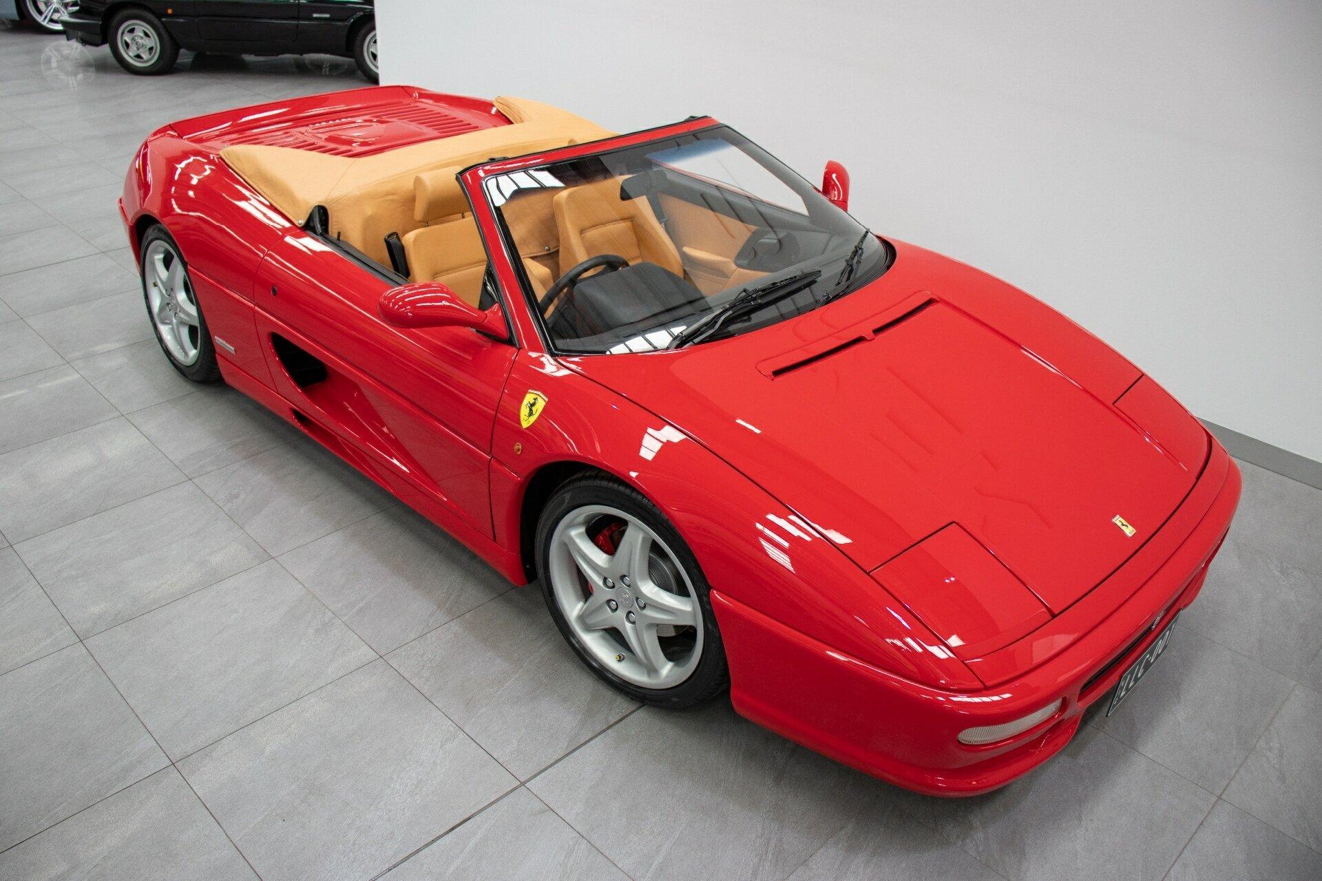1999 Ferrari F355 Spider F1