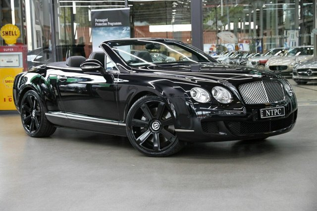 Used Bentley Continental GTC, North Melbourne, 2011 Bentley Continental GTC Convertible