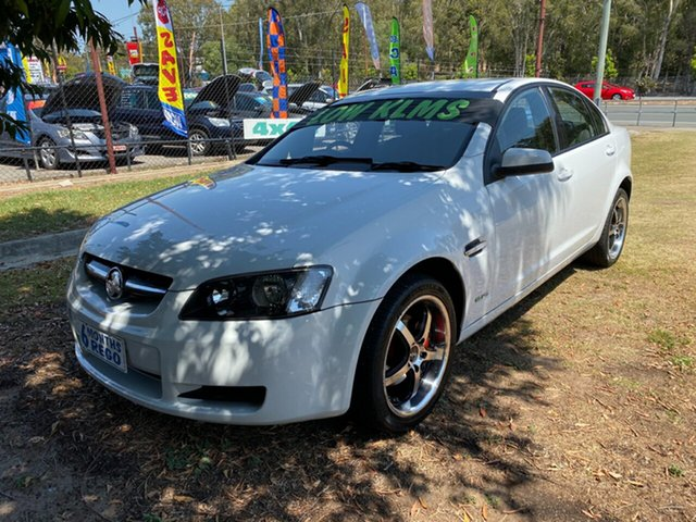 Used Holden Commodore Omega (D/Fuel), Clontarf, 2009 Holden Commodore Omega (D/Fuel) Utility