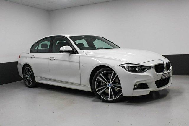 Used BMW 3 Series 330i M Sport, Cardiff, 2016 BMW 3 Series 330i M Sport Sedan