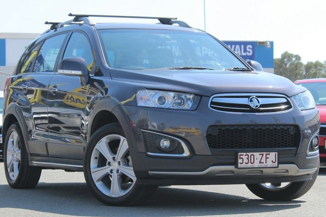 Used Holden Captiva 7 AWD LTZ, Bowen Hills, 2014 Holden Captiva 7 AWD LTZ Wagon