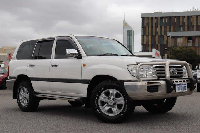 Used Toyota Landcruiser GXL (4x4), Northbridge, 2006 Toyota Landcruiser GXL (4x4) Wagon