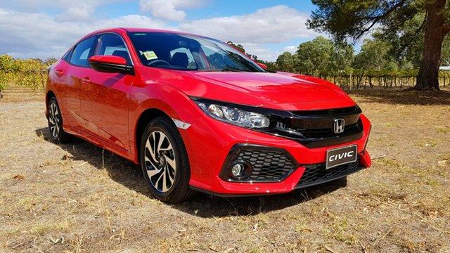 New Honda Civic VTi-S, Tanunda, 2019 Honda Civic VTi-S Hatchback