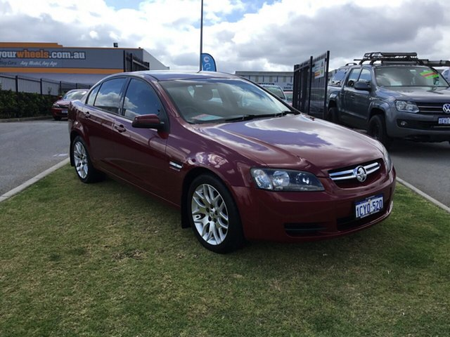 Used Holden Commodore Omega 60th Anniversary, Wangara, 2008 Holden Commodore Omega 60th Anniversary Sedan