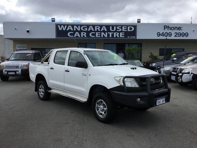 Used Toyota Hilux SR (4x4), Wangara, 2009 Toyota Hilux SR (4x4) Dual Cab Pick-up