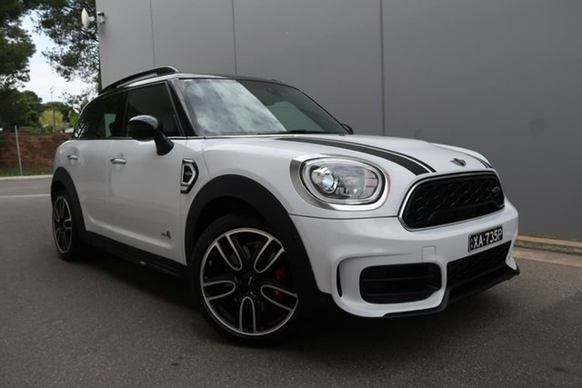 Used Mini Countryman John Cooper Works Steptronic ALL4, Reynella, 2017 Mini Countryman John Cooper Works Steptronic ALL4 Wagon