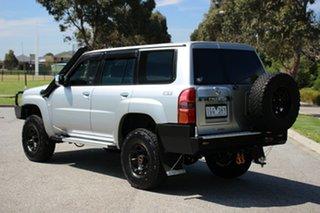2015 Nissan Patrol ST Wagon.