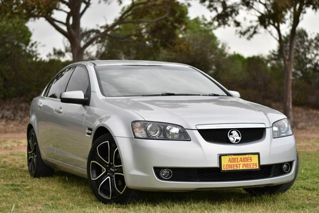 Used Holden Calais, Enfield, 2010 Holden Calais Sedan