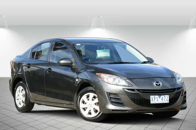 Used Mazda 3 Neo Activematic, Oakleigh, 2010 Mazda 3 Neo Activematic Sedan