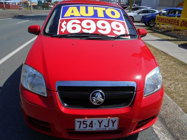 Used Holden Barina, Slacks Creek, 2009 Holden Barina Sedan