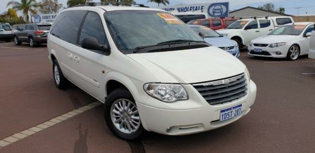 Discounted Used Chrysler Grand Voyager LX, East Bunbury, 2007 Chrysler Grand Voyager LX Wagon
