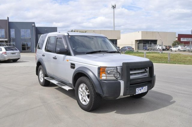 Used Land Rover Discovery 3 S, Hoppers Crossing, 2005 Land Rover Discovery 3 S Wagon