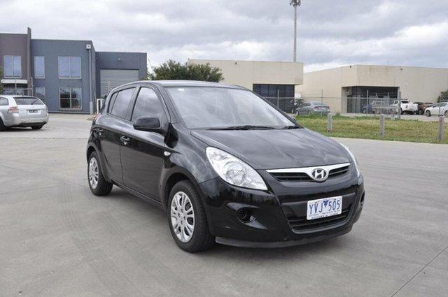Used Hyundai i20 Active, Hoppers Crossing, 2011 Hyundai i20 Active Hatchback