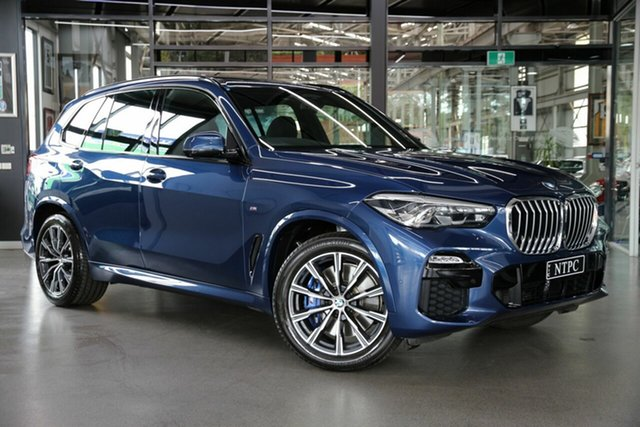 Used BMW X5 xDrive30d Steptronic, North Melbourne, 2019 BMW X5 xDrive30d Steptronic Wagon