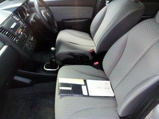 2009 Nissan Tiida ST Hatchback.