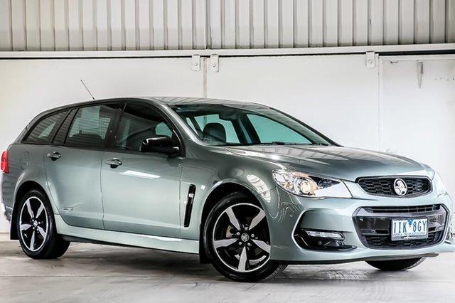 Used Holden Commodore SV6 Sportwagon Black, Laverton North, 2016 Holden Commodore SV6 Sportwagon Black Wagon