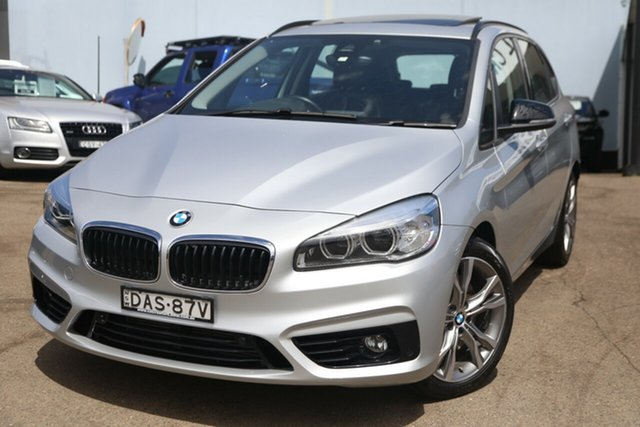 Used BMW 225i Active Tourer Sport Line, Brookvale, 2015 BMW 225i Active Tourer Sport Line Wagon