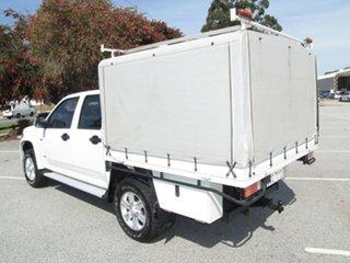 2008 Holden Colorado LX Crew Cab Utility.