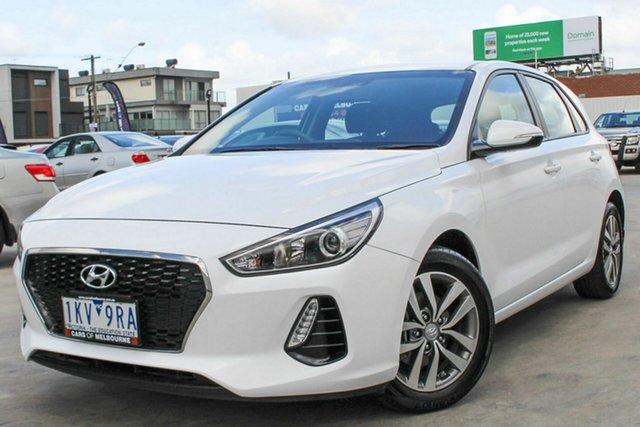 Used Hyundai i30 Active, Coburg North, 2017 Hyundai i30 Active Hatchback