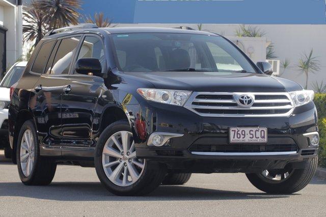 Used Toyota Kluger Grande AWD, Bowen Hills, 2012 Toyota Kluger Grande AWD Wagon