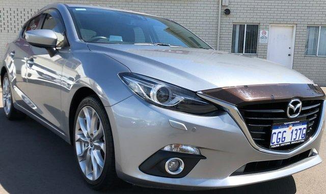 Used Mazda 3 SP25 SKYACTIV-Drive GT, Geraldton, 2014 Mazda 3 SP25 SKYACTIV-Drive GT Hatchback