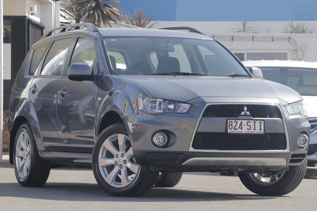 Used Mitsubishi Outlander Activ 2WD, Toowong, 2012 Mitsubishi Outlander Activ 2WD Wagon