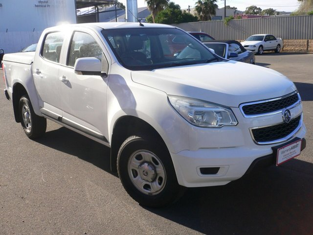 Used Holden Colorado LS Crew Cab 4x2, St Marys, 2015 Holden Colorado LS Crew Cab 4x2 Utility