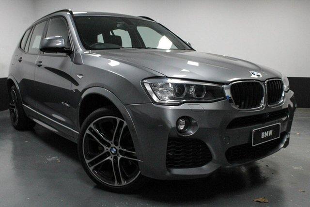 Used BMW X3 xDrive20d Steptronic, Cardiff, 2016 BMW X3 xDrive20d Steptronic Wagon