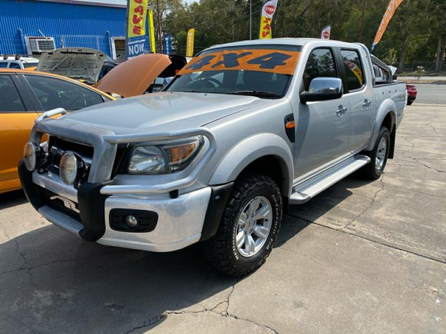 Used Ford Ranger XLT (4x4), Clontarf, 2010 Ford Ranger XLT (4x4) Dual Cab Pick-up