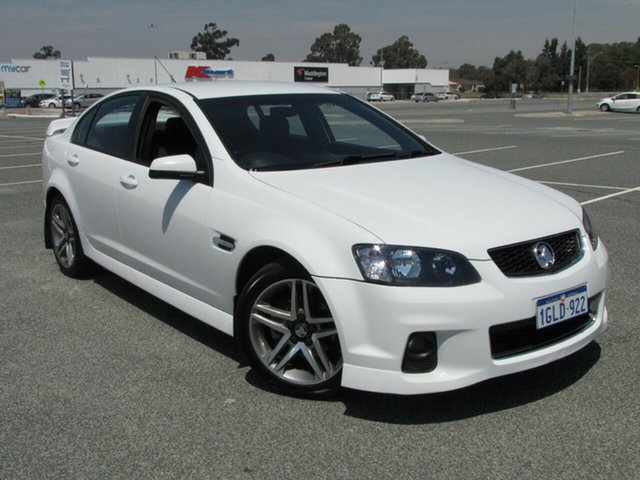 Used Holden Commodore SV6, Maddington, 2012 Holden Commodore SV6 Sedan