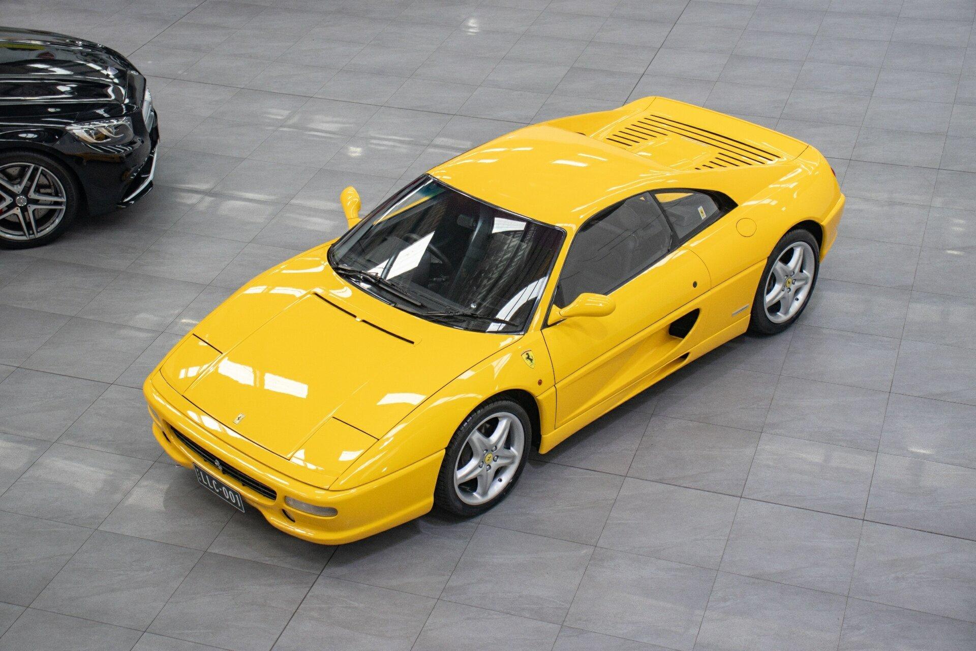 1995 Ferrari F355 Berlinetta Manual