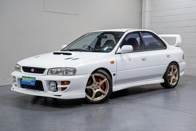 Used Subaru Impreza WRX STI Version VI, Slacks Creek, 2000 Subaru Impreza WRX STI Version VI Sedan