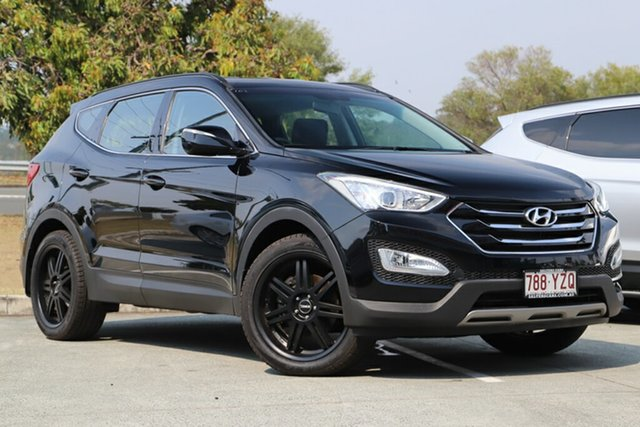 Used Hyundai Santa Fe Active, Indooroopilly, 2013 Hyundai Santa Fe Active Wagon