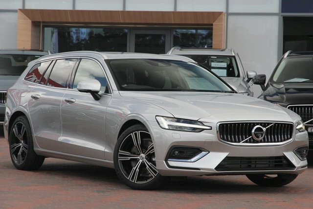 Discounted New Volvo V60 T5 Geartronic AWD Inscription, Warwick Farm, 2019 Volvo V60 T5 Geartronic AWD Inscription Wagon
