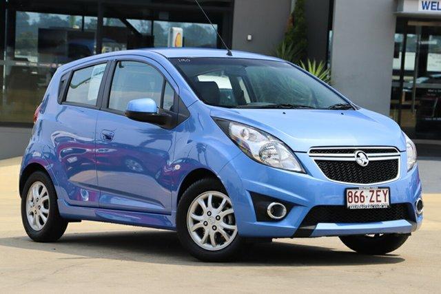 Used Holden Barina Spark CD, Indooroopilly, 2014 Holden Barina Spark CD Hatchback