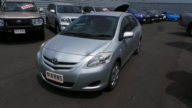 Used Toyota Yaris YRS, Morayfield, 2007 Toyota Yaris YRS Sedan
