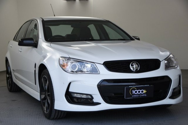 Used Holden Commodore SV6 Black, Warwick Farm, 2016 Holden Commodore SV6 Black Sedan